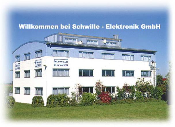 Firmengebäude Schwille Elektronik GmbH