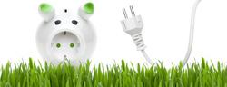 Die Lüftungssteuerung inklusive zwei Lüfter benötigen lediglich soviel Strom wie eine 60 Watt Glühbirne