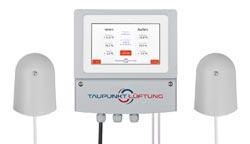 Die neue Touch Taupunkt Lüftung 100-600