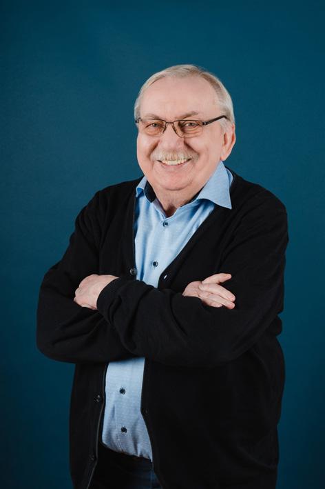 Werner Schwille Geschäftsführer und zuständig für die Entwicklung der Lüftungssteuerungen