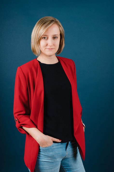 Ulrike Schwille Geschäftsführerin und verantwortlich für den Vertrieb und das Marketing der Lüftungssteuerungen